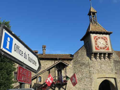 Office du tourisme de Saint-Prex