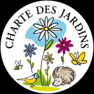 Logo de la charte des jardins