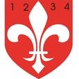 Ecusson Saint-Prex